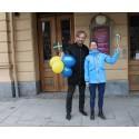 Hudiksvallsföretagare arrangerar årets nationaldagsfirande i Sundsvall