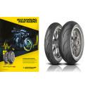 Nr. 1 på kjørelengde. Nye Dunlop SportSmart2 Max vinner Motorrads utholdenhetstest