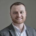 Connor Curran blir Högskolan i Gävles Global Swede