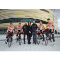 Vision Express teams up with Olympian Bryan Steel to find cycling stars of the future