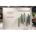 Offecct LAB and Andrea Ruggiero presents Soundsticks in Milan.