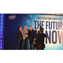 Ingram Micro vann pris på Intel Solution Summit 2017