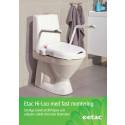 Produktblad Etac Hi-loo med fast montering