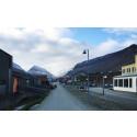 Nytt Longyearbyen sentrum