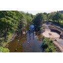 Morpeth £27M flood scheme is complete