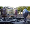 Pressinbjudan: Bermandonationen Miesenbergers skulpturgrupp avtäcks