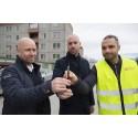 Botkyrka Stadsnät maximerar fibern med ny kabel