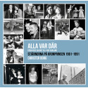 """Pressträff för boken """"Alla var där - från Nisse Ahlrot till Judy Garland. Stjärnorna på Kronprinsen 1961-1991""""."""