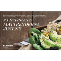 De 7 viktigaste mattrenderna just nu