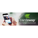 Digital business card makes it easy to share information