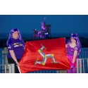 ​Isle of Man landmarks shine bright to help Make May Purple for Stroke