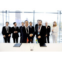 Platform for improved life science - China and Sweden collaborate. MoU signed at international life science business meeting