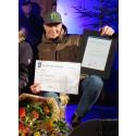 Världsmästaren Johan Kristoffersson firades i Arvika