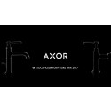 Nyheder fra AXOR præsenteres på vigtig designmesse i Stockholm