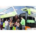FlixBus lanserar nytt sätt att ta sig från Trollhättan till Landvetter