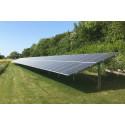 Solnord AB först med att erbjuda franchise inom solenergi