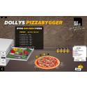 Dollys Pizzabygger, et helt unikt bestillingssystem fra Dolly Dimple's