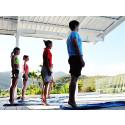 Yogaresa med Langley - boka semestern till underbara Kreta eller vackra Korsika i vår!