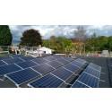 Solcellsanläggning ICA