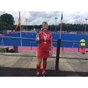England hockey player takes gold in European championships with help from Vision Express