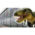 Dinosaurene inntar INSPIRIA science center i juli