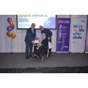 Washington stroke survivor and husband receive regional recognition