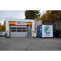 Norges første svanemerkede bilvaskehall åpnet i Asker
