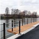 Tyréns får arkitekturpris för Åstråket i Eskilstuna