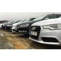 Försäljningen av begagnade personbilar ökade med 1,9 % i april
