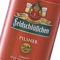 Feldschlösschen Pilsner - en ljus öllansering från Tyskland, lagom till sommaren!