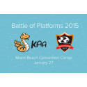 Kaa IoT Platform to Participate in the Battle of Platforms 2015