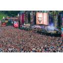 Tomorrowland, Belgien