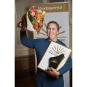 Kvinna Årets Företagare i en mansdominerad bransch
