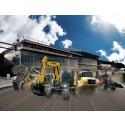 Maskinerna intar Solvalla 31 maj till 2 juni