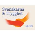 Svenskarna och trygghet 2018