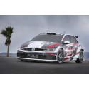 Världspremiär för Volkswagens nya rallybil: Polo GTI R5