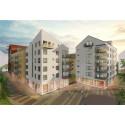 ED Bygg Sverige tecknar avtal om nyproduktion av 290 bostäder i Linköping