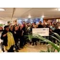 Viva Media boostar Sverige för UNHCR:s marknadsföring och skänker miljonbelopp
