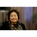 """Setsuko Thurlow: """"Sluta vara beroende av kärnvapen"""""""