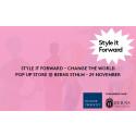 Shoppa på Style it Forward och gör skillnad!