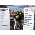 För tredje året i rad arrangeras Poker Run till förmån för CancerRehabFonden