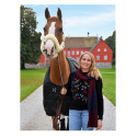 Emelie Brolin blir ny tävlingsledare för dressyren på Falsterbo Horse Show