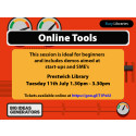 Online tools to help new businesses