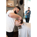 Leonardo Biskraft, The Barber, Lund