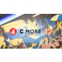 Historiskt avtal klart – C More och TV4 i rekordsatsning på svensk landslagsfotboll