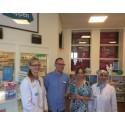 Drivna entreprenörer i Apoteksgruppen öppnar nytt apotek i Skara