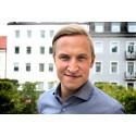Pontus Svensson, förhandlare på Hyresgästföreningen region norra Skåne.