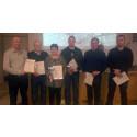 YIT:lle 4. peräkkäinen voitto Satakunnan työturvallisuuskilpailussa