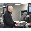 PC-kit och etikettprinter
