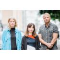 Tre nya kreatörer till B-Reel